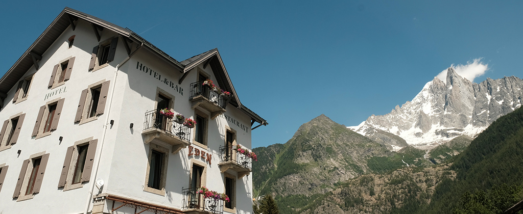 Hotel, Apartments and Chalet with views Image